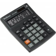 Калькулятор бухгалтерський Brilliant BS-210 10р. (100*124мм)