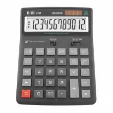 Калькулятор бухгалтерський Brilliant BS-555 12р. (155*201мм)