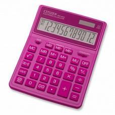 Калькулятор бухгалтерський Citizen SDC-382II 12р. (143*192мм)