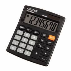 Калькулятор бухгалтерський Citizen SDC-805BN 8р. (102*124мм)