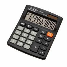Калькулятор бухгалтерський Citizen SDC-810BN 10р. (102*124мм)