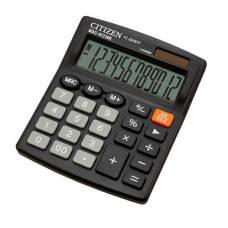 Калькулятор бухгалтерський Citizen SDC-812BN 12р. (102*124мм)
