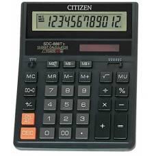 Калькулятор бухгалтерський Citizen SDC-888 12р. (158*203мм)