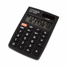 Калькулятор кишеньковий *Citizen SLD-100 III 8р. (60*90мм)