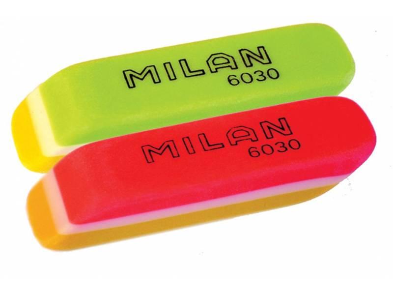Гумка для олівця Milan 6030