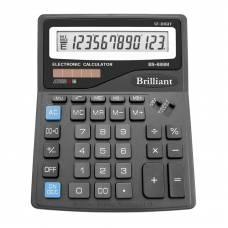 Калькулятор бухгалтерський Brilliant BS-888M 12р. (158*200мм)