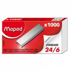 Скоби для степлера Maped №24/6 1000шт.