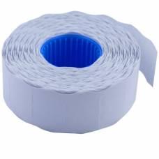 Цінники Buromax 26X16 фігурні 1000шт 16м (білі)