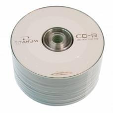 Диск СD-R Titanum 700Mb 52x bulk 50
