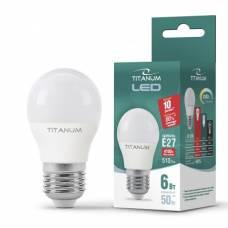 Titanum G45 6W E27 4100K
