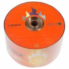 Диск СD-R Videx 700Mb 52x bulk 50