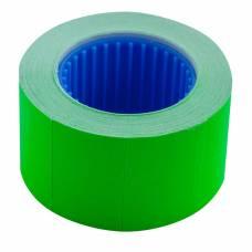 Цінники Buromax 26X16 прямокутні 375шт 6м (зелені)