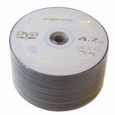 Диск DVD-R Esperanza 4.7Gb bulk 50 16x