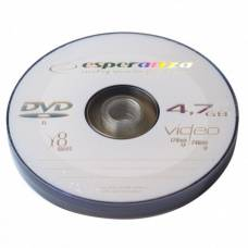 Диск DVD-R Esperanza 4.7Gb bulk 10 16x