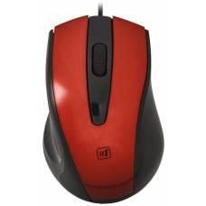 Миша комп'ютерна Defender #1 MM-920 USB, red