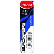 Стрижень для олівця Maped 0.5мм HB