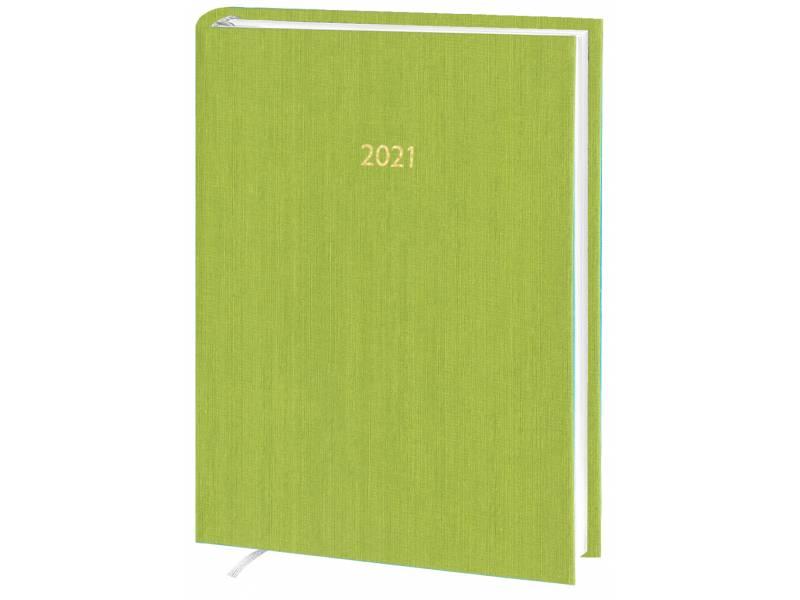Діловий щоденник датований Поліграфіст В240 (14) KASHMIR баладек, салатовий
