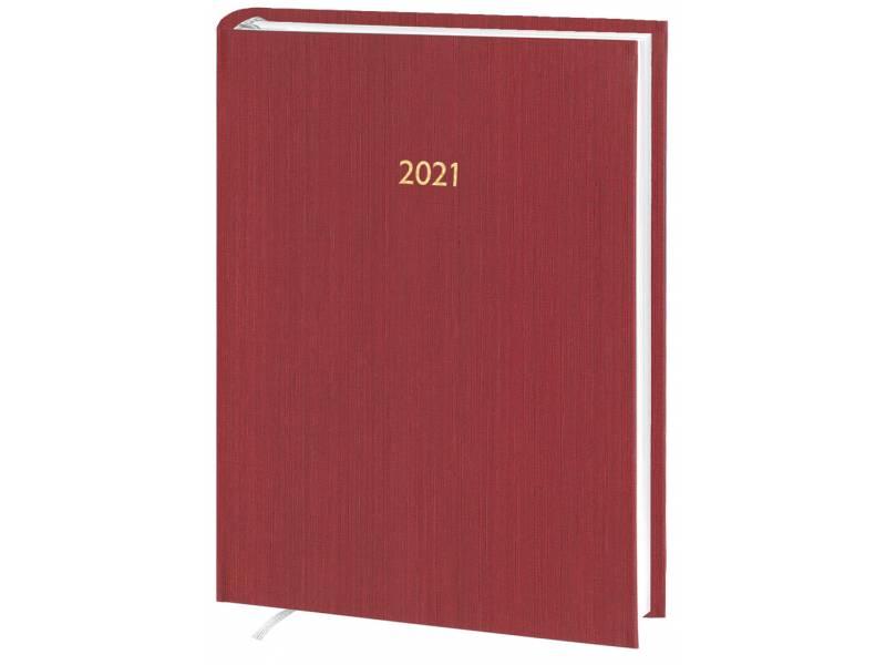 Діловий щоденник датований Поліграфіст В240 (14) KASHMIR баладек, червоний