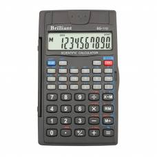 Калькулятор інженерний Brilliant BS-110 (72*120мм)