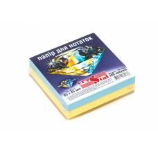 Crystal 85*85мм 300л жовто-блакитний