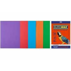 набір Buromax 20л мікс INTENSIVE (інтенсивні кольори)