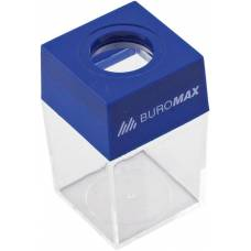 Підставка канцелярська Buromax магнітна для скріпок