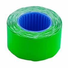 Цінники Buromax 26X16 фігурні 375шт 6м (зелені)