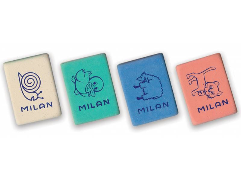 Гумка для олівця Milan 445