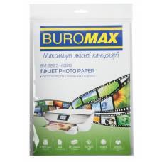 Фотопапір BUROMAX, матовий 180g, A4*20 (УПАК)