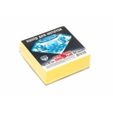 Crystal 85*85мм 400л пастель жовтий