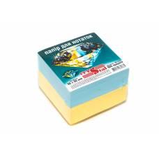 Crystal 90*90мм 900л жовто-блакитний