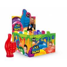 в'язка маса Danko Toys LIKE BUBBLE SLIME 300гр.