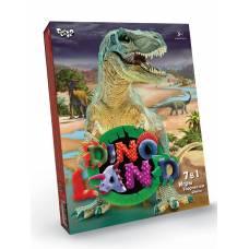 набір Danko Toys DINO LAND 7 в 1