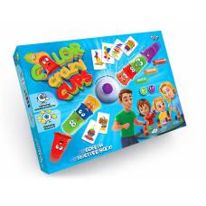 Гра розважальна Danko Toys COLOR CRAZY CUPS