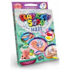 Пластилінове мило Danko Toys PLAY CLAY SOAP мале