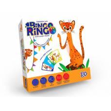Гра розвиваюча Danko Toys BINGO RINGO