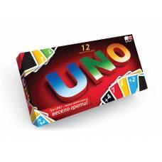 Гра карткова Danko Toys UNO