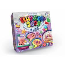 Пластилінове мило Danko Toys PLAY CLAY SOAP велике