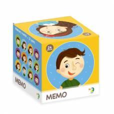 Гра розвиваюча мемо Dodo ЕМОЦІЇ