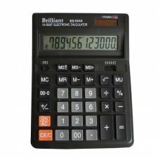 Калькулятор бухгалтерський Brilliant BS-0444 12р.
