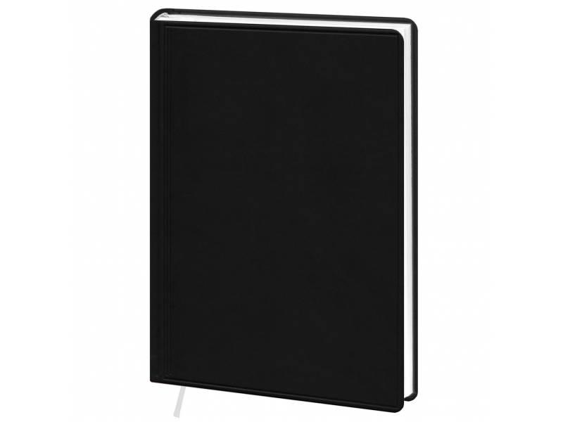Діловий щоденник Поліграфіст А5 В239 шт.шкіра TWILL, чорний клітинка