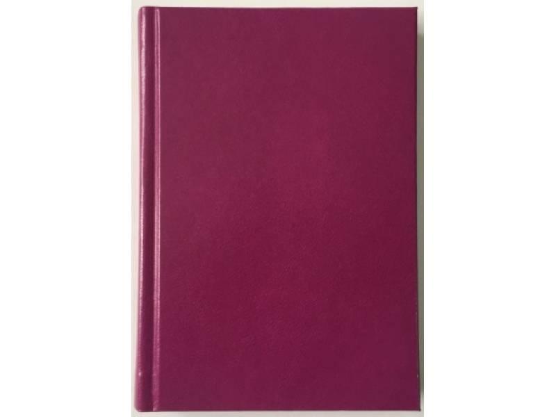 Діловий щоденник Поліграфіст А6 В237 баладек MARANO, бузковий клітинка