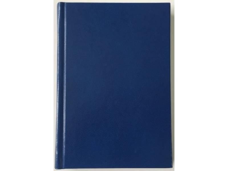 Діловий щоденник Поліграфіст А6 В237 баладек MARANO, синій клітинка