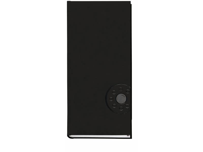 Поліграфіст В213 А4 135*285мм (05) баладек, чорний