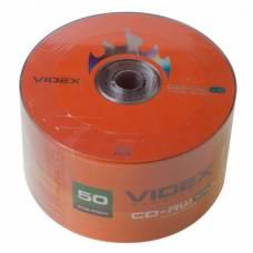 Диск CD-RW Videx 700Mb bulk 50 10x