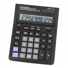 Калькулятор бухгалтерський Citizen SDC-760 16р. (158*203мм)