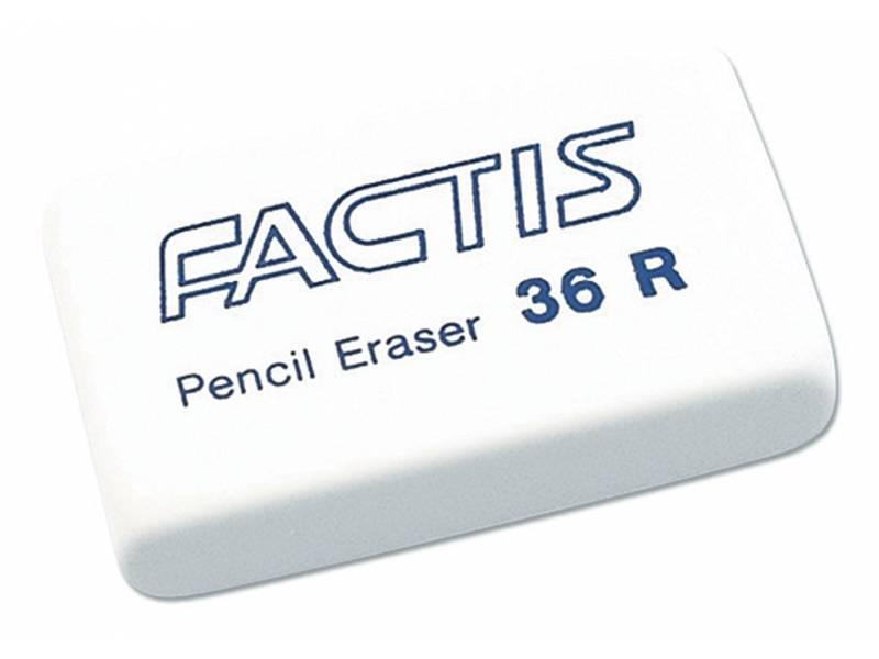 Гумка для олівця Factis 36R