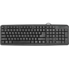 Клавіатура Defender #1 HB-420 USB, чорна