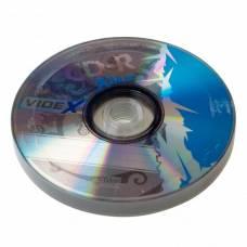 Диск СD-R Videx X-BLUE 700Mb 52x bulk 10