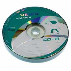 Диск СD-R Videx MAMBA 700Mb 52x bulk 10
